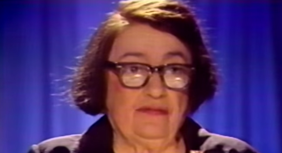 "Ayn Rand:  Last Public Address (""The Sanction of the Victims"")"