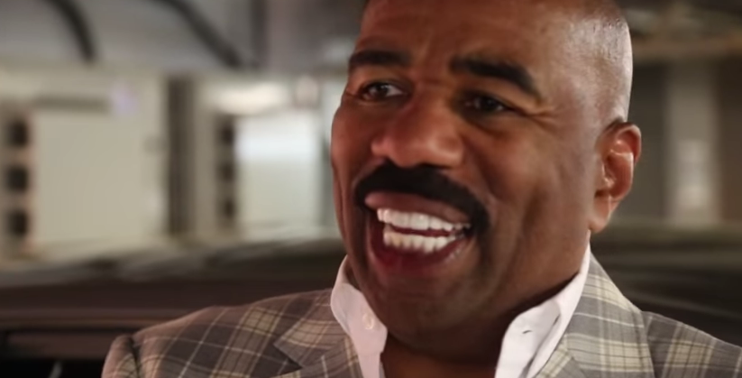 Steve Harvey: A Short Lesson on Finding Success
