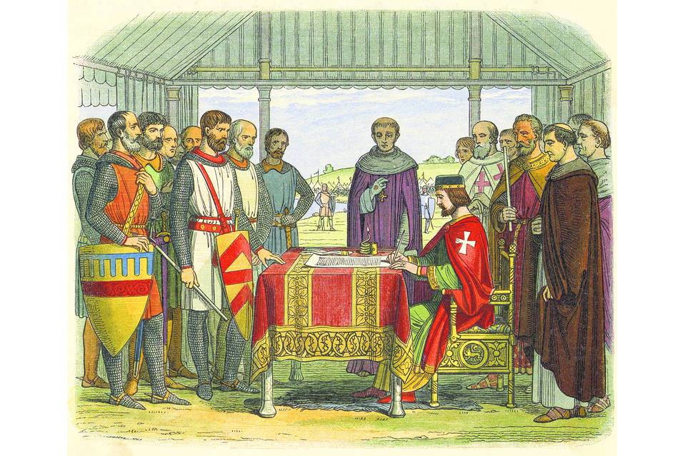 Magna Carta: Eight Centuries of Liberty – WSJ
